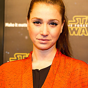 NLD/Amsterdam/20151215 - première van STAR WARS: The Force Awakens!, Chava voor in t Holt