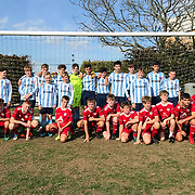 FC Bracknell U14 Hampshire FA County Cup Snaps