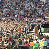 Donald Trump Rally In Mobile, Alabama 2015