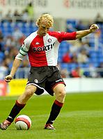 Photo: Ed Godden.<br />Reading v Feyenoord. Pre Season Friendly. 12/08/2006.<br />Feyenoord Captain Dirk Kuyt.