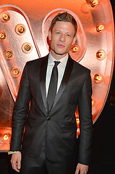 JAMES NORTON at the Warner Music Group & Ciroc Vodka Brit Awards After Party held at The Freemason's Hall, 60 Great Queen St, London on 24th February 2016.