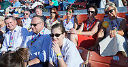 (L-R) First row Tadeusz Tomaszewski and Jaroslaw Duda and Iwona Bocian Zaciewska during opening ceremony of the Special Olympics World Games Los Angeles 2015 at the Los Angeles Coliseum Stadium on July 25, 2015 in Los Angeles, USA.<br /> USA, Los Angeles, July 25, 2015<br /> <br /> Picture also available in RAW (NEF) or TIFF format on special request.<br /> <br /> For editorial use only. Any commercial or promotional use requires permission.<br /> <br /> Adam Nurkiewicz declares that he has no rights to the image of people at the photographs of his authorship.<br /> <br /> Mandatory credit:<br /> Photo by © Adam Nurkiewicz / Mediasport
