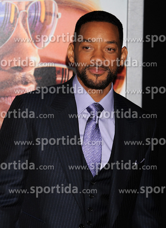 Will Smith, Warner Bros Pictures presents the Los Angeles World Premiere of 'Focus', at the TCL Chinese Theatre, February 24, 2015 - Hollywood, California. EXPA Pictures &copy; 2015, PhotoCredit: EXPA/ Photoshot/ Celebrity Photo<br /> <br /> *****ATTENTION - for AUT, SLO, CRO, SRB, BIH, MAZ only*****