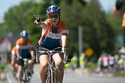 June 17, 2016 - MAINE: Photographs from Friday, Day 1 of the 2016 Trek Across Maine. CREDIT: Mike Bradley for the American Lung Association of Maine
