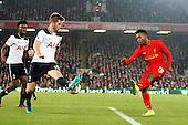 Liverpool v Tottenham Hotspur 251016