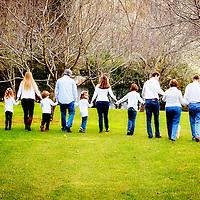 DICKINSON FAMILY PORTRAIT 2012