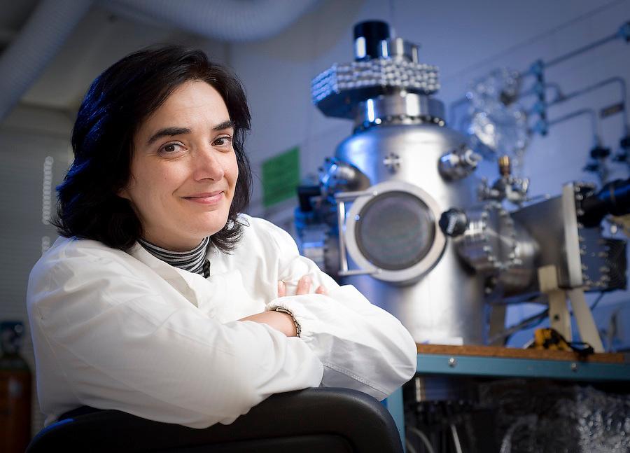 Elvira Fortunato, cientista