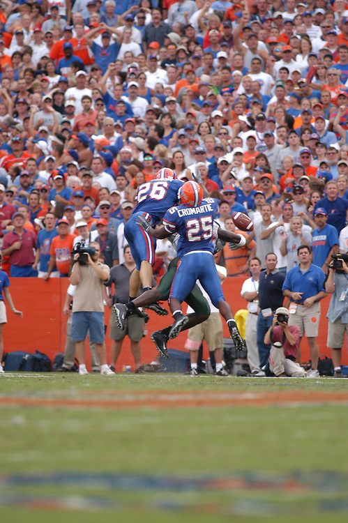 2002 UNIVERSITY OF FLORIDA Football