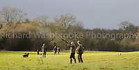Wood Hall Estate Shoot  27th December 2012