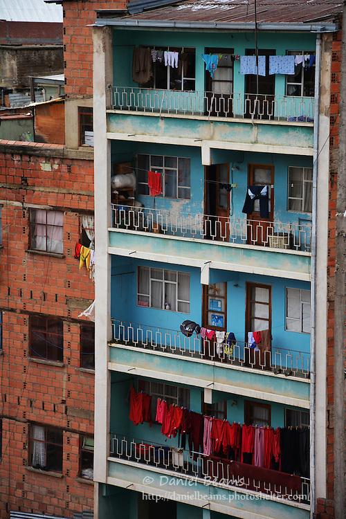 Street scenes, La Paz, Bolivia