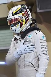 Sieger des Rennens Lewis Hamilton (GB#44), Mercedes AMG Petronas Formula One Team beim Rennen im Rahmen des Grand Prix von Abu Dhabi auf dem Yas Marina Circuit / 271116<br /> <br /> ***Abu Dhabi Formula One Grand Prix on November 27th, 2016 in Abu Dhabi, United Arab Emirates - Race Day ***