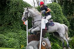 LARSEN Heidi Bratlie (NOR), Euforian<br /> Tryon - FEI World Equestrian Games™ 2018<br /> Vielseitigkeit Teilprüfung Gelände/Cross-Country Team- und Einzelwertung<br /> 15. September 2018<br /> © www.sportfotos-lafrentz.de/Sharon Vandeput