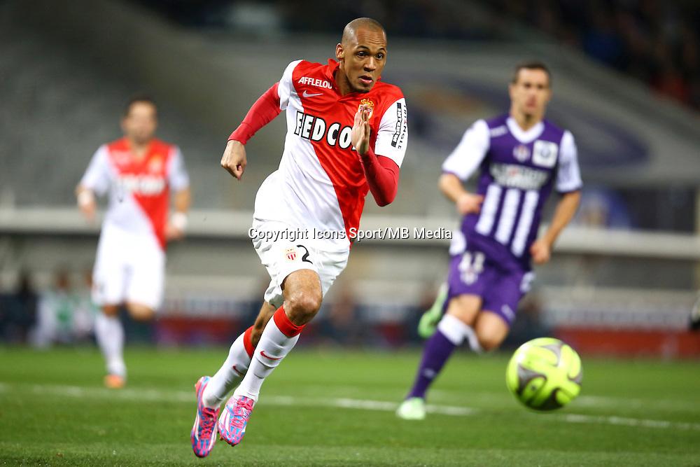 Fabinho - 05.12.2014 - Toulouse / Monaco - 17e journee Ligue 1<br />Photo : Manuel Blondeau / Icon Sport