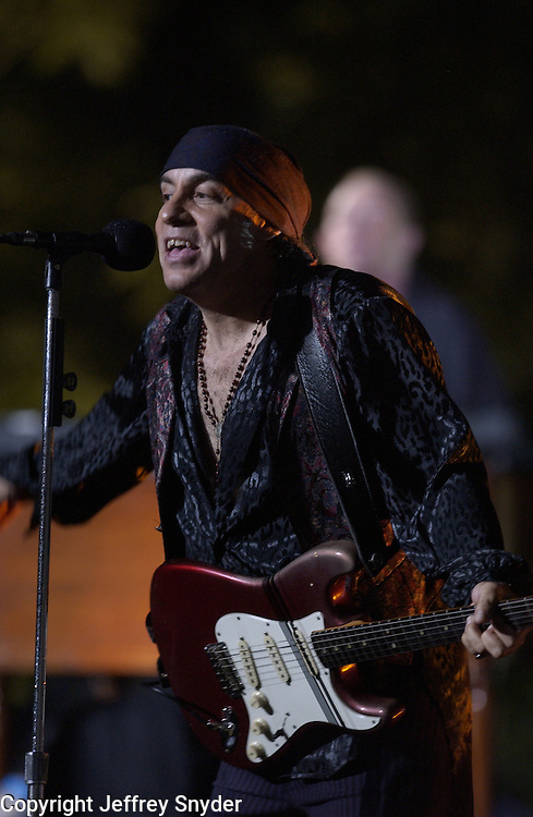 Steve Van Zandt - MTV Video Music Awards 2002 - American Museum of Natural History
