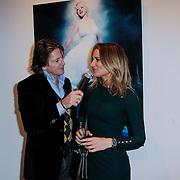 NLD/Amsterdam/20121126- Kika veiling 2012 foto's Veronica gids, Eric de Zwart en Lieke van Lexmond