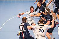 Bastien Laumon / Igor Vori - 14.05.2015 - PSG / Dunkerque - 23eme journee de D1<br /> Photo : Andre Ferreira / Icon Sport