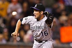 20100830 - Colorado Rockies at San Francisco Giants (Major League Baseball)