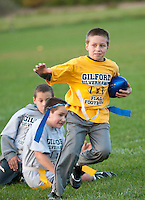Gilford Silver Hawks Flag Football October 4, 2010