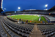 The Freestate Stadium before the soccer match of the 2009 Confederations Cup between Spain and South Africa played at the Freestate Stadium,Bloemfontein,South Africa on 20 June 2009.  Photo: Gerhard Steenkamp/Superimage Media.