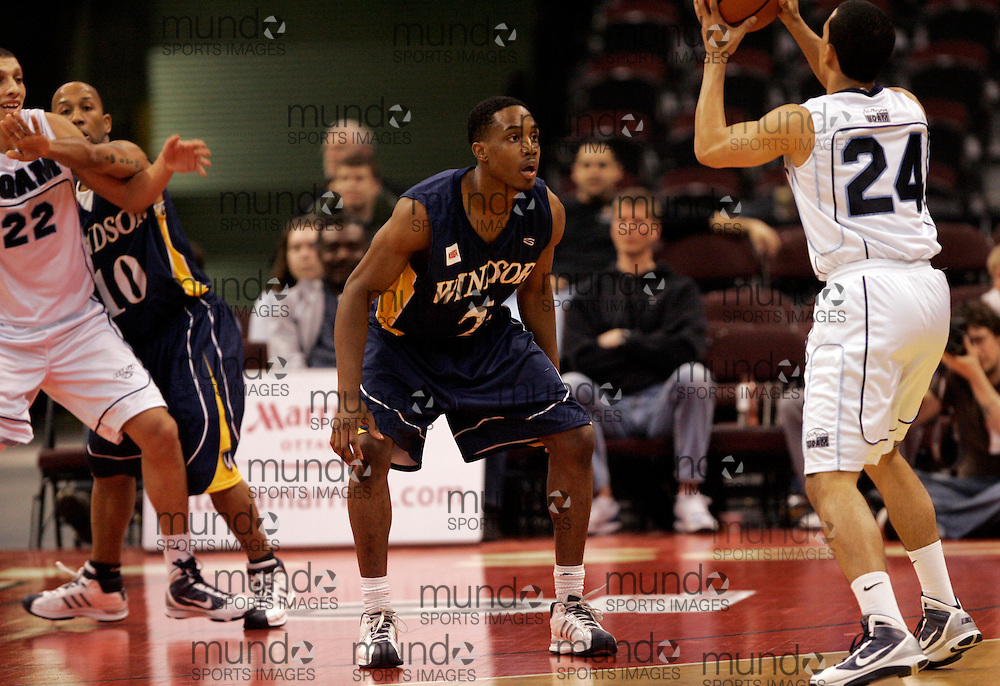 CIS Basketball Champioships-Ottawa, March 20, 2010, Windsor Lancers-Justin Wiltshire