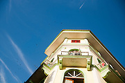 Edificio ubicado en Casco Viejo, Sanfelipe. Panamá, 11 de enero de 2012. (Victoria Murillo/Istmophoto)