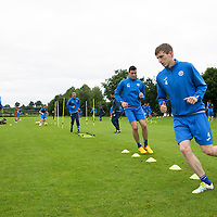 St Johnstone Pre-Season Training in Northern Ireland.. 08.07.16<br />Blair Alston<br />Picture by Graeme Hart.<br />Copyright Perthshire Picture Agency<br />Tel: 01738 623350  Mobile: 07990 594431