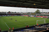 Picture by David Horn/Focus Images Ltd +44 7545 970036<br /> 23/07/2013<br /> General view of Kenilworth Road Stadium, Home of Luton Town before the Pre Season Friendly match at Kenilworth Road, Luton.