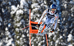 10.03.2018, Olympiabakken, Kvitfjell, NOR, FIS Weltcup Ski Alpin, Kvitfjell, Abfahrt, Herren, im Bild Manuel Schmid (GER) // Manuel Schmid from Germany in action during the men's downhill of FIS Ski Alpine World Cup in Olympiabakken in Kvitfjell, Norway on 2018/03/10. EXPA Pictures © 2018, PhotoCredit: EXPA/ Jonas Ericson
