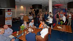21-09-2019 NED: EC Volleyball 2019 Netherlands - Germany, Apeldoorn<br /> 1/8 final EC Volleyball / VIP, Volaren