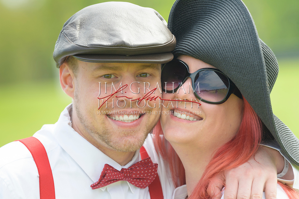 at the 25th running of the Willowdale Steeplechase Races in Kennett Square, Pa  on 14 May 2017. Photograph © Jim Graham 2017