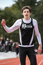 Bowdoin College Polar Bears Track & Field meet