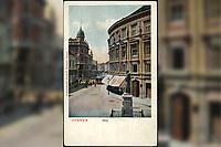 Zagreb : Ilica. <br /> <br /> ImpresumZagreb : Svetlotiskarski zavod R. Mosinger, [između 1900 i 1904].<br /> Materijalni opis1 razglednica : tisak ; 14 x 9 cm.<br /> NakladnikSvjetlotiskarski zavod R. Mosinger<br /> Vrstavizualna građa • razglednice<br /> ZbirkaZbirka razglednica • Grafička zbirka NSK<br /> Formatimage/jpeg<br /> PredmetZagreb –– Ilica<br /> SignaturaRZG-ILIC-33<br /> Obuhvat(vremenski)20. stoljeće<br /> PravaJavno dobro<br /> Identifikatori000946077<br /> NBN.HRNBN: urn:nbn:hr:238:150363 <br /> <br /> Izvor: Digitalne zbirke Nacionalne i sveučilišne knjižnice u Zagrebu