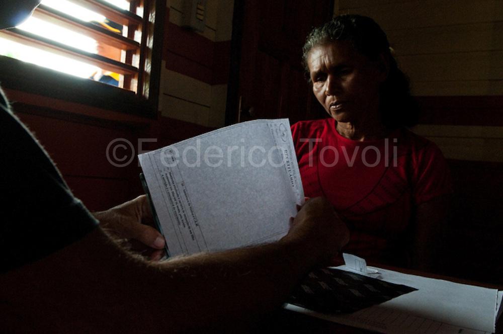Medical prescription. BRAZIL