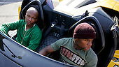 Zab Judah & Floyd Mayweather Jnr