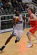 DESCRIZIONE : Avellino Lega A 2012-13 Sidigas Avellino EA7 Emporio Armani Milano<br /> GIOCATORE : Ebi Ndudi<br /> CATEGORIA : palleggio sequenza<br /> SQUADRA : Sidigas Avellino<br /> EVENTO : Campionato Lega A 2012-2013 <br /> GARA : Sidigas Avellino EA7 Emporio Armani Milano<br /> DATA : 15/10/2012<br /> SPORT : Pallacanestro <br /> AUTORE : Agenzia Ciamillo-Castoria/GiulioCiamillo<br /> Galleria : Lega Basket A 2012-2013  <br /> Fotonotizia : Avellino Lega A 2012-13 Sidigas Avellino EA7 Emporio Armani Milano<br /> Predefinita :