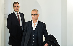 12.03.2019, Hofburg, Wien, AUT, Parlament, Untersuchungsausschuss zur Klärung der Vorkommnisse im Bundesamt für Verfassungsschutz und Terrorismusbekämpfung (BVT), im Bild Kleider Bauer Geschäftsführer Peter Graf // during meeting of the enquiry commitee in case of the incidents at the Federal Agency for State Protection and Counter Terrorism at austrian parliament in Vienna, Austria on 2019/03/12, EXPA Pictures © 2019, PhotoCredit: EXPA/ Michael Gruber