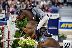 BEERBAUM Ludger (GER), Cool Feeling <br /> Göteborg - Gothenburg Horse Show 2019 <br /> Longines FEI World Cup™ Final II<br /> Int. jumping competition with jump-off (1.50 - 1.60 m)<br /> Longines FEI Jumping World Cup™ Final and FEI Dressage World Cup™ Final<br /> 05. April 2019<br /> © www.sportfotos-lafrentz.de/Stefan Lafrentz