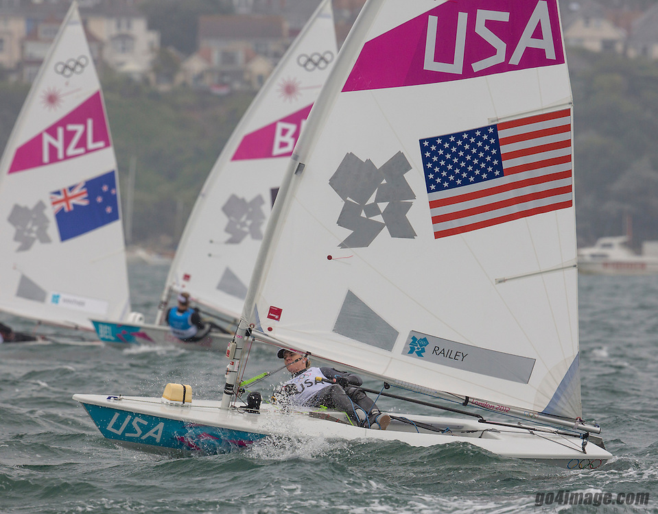 Laser Radial	USA	Railey Paige<br /> <br /> 2012 Olympic Games <br /> London / Weymouth