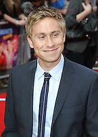 Russell Howard The Inbetweeners Movie world premiere, Vue Cinema, Leicester Square, London, UK, 16 August 2011:  Contact: Rich@Piqtured.com +44(0)7941 079620 (Picture by Richard Goldschmidt)