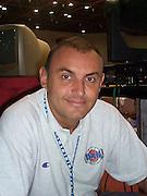 Foto Ufficiali Estate 2001<br /> Nella foto: Matteo Boniciolli<br /> Foto Ciamillo