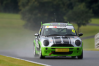 #47 James Goodall Mini Cooper during the MINI Challenge - Cooper S, Cooper & Open at Oulton Park, Little Budworth, Cheshire, United Kingdom. August 20 2016. World Copyright Peter Taylor/PSP.
