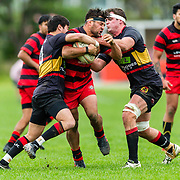 Paremeta-Plimmerton v Poneke - 12 May 2018