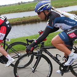 Ronde van Gelderland 2012 Sara Mustonen