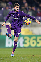 "Davide Astori Fiorentina<br /> Firenze 22-12-2016  Stadio ""Artemio Franchi""<br /> Campionato Serie A 2016/2017<br /> Fiorentina - Napoli 3-3<br /> Foto Luca Pagliaricci / Insidefoto<br /> Fiorentina captain Davide Astori dies suddenly aged 31 . <br /> Astori was staying a hotel with his team-mates ahead of their game on Sunday away at Udinese when he passed away. <br /> Foto Insidefoto"
