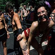 NY464A Gay  Pride in New York