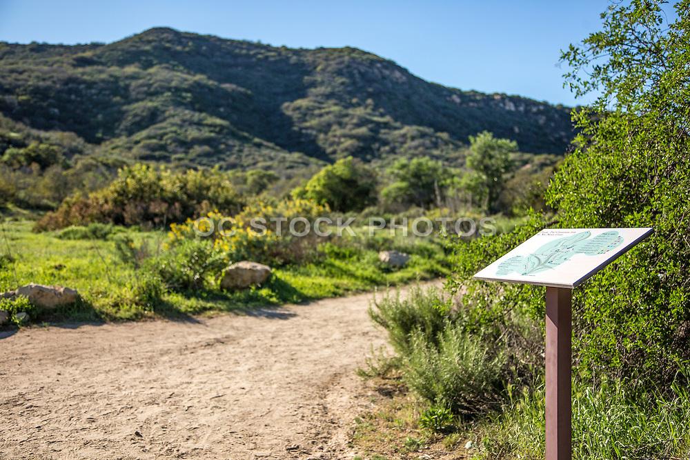 Trail Map at Laguna Coast Wilderness Park