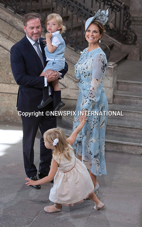 14.07.2017; Stockholm Sweden: PLAYFUL PRINCESS LEONORE<br />
