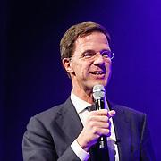 NLD/Rotterdam/20160113 - NL Groeit 2015, premiere Markt Rutte