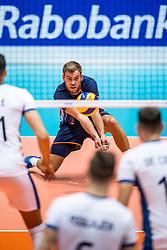 06-09-2018 NED: Netherlands - Argentina, Doetinchem<br /> First match of Gelderland Cup / Gijs Jorna #7 of Netherlands