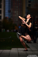 Dance As Art New York City Photography Project High Line Series with dancer Janna Davis